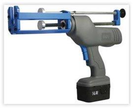 电动胶枪A双组份电动胶枪,COX双足的电动胶枪
