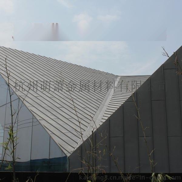 杭州萌萧   咸宁钛锌板屋面厂家