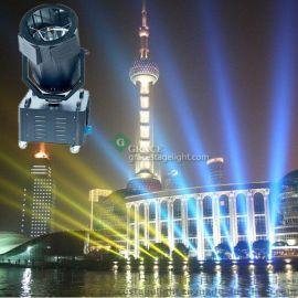 户外7000W空中玫瑰探照灯 楼顶射灯 空中大炮 大型亮化灯具激光灯