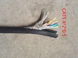 CAT5E船用网络铠装电缆(船用网络数字通信铠装电缆)