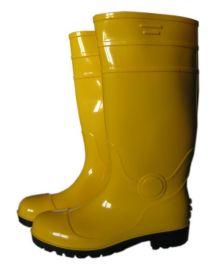 钢头雨靴 防滑工矿雨鞋 防穿刺雨靴 耐酸碱雨鞋