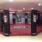 Rubagym/乐百健落地格斗笼 专业MMA UFC综合八角格斗笼子拳击台 大小颜色均可订做