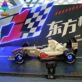 大型玻璃鋼機械模型模擬賽車工藝品擺件 L430CM紅牛豐田邁凱倫雷諾F1賽車樓盤車展活動擺件