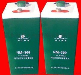 铅酸免维护电池(内燃机车专用) (3NM-300, 4NM-450, 4NM-500)