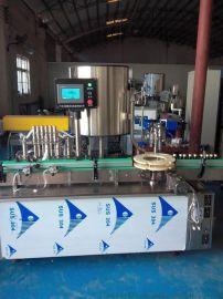 柱塞泵式灌装机,计量缸计量灌装机·