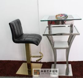 **吧吧椅 不锈钢吧凳 高吧椅