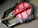 2米*2米鑄鐵鑲銅閘門 明杆式鑄鐵鑲銅閘門