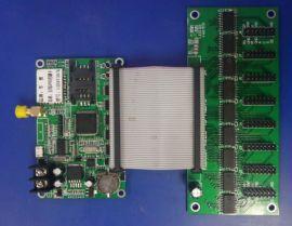 苓贯LGSV1307GA GPRS无线控制卡_异步控制卡