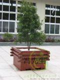 畅通ct1205户外防腐木花箱、园林花箱、实木花箱、绿化花箱、木制花盆