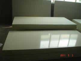 工业级米灰色PP板 2-150mm电镀设备专用聚丙烯PP塑料板 耐腐蚀易焊接