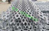 穿孔装饰板【昊丰】奥迪4S店指定产品-矩形蜂窝穿孔装饰板