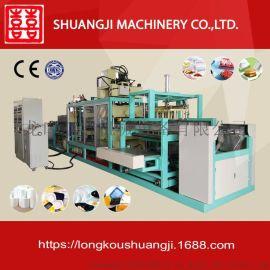 一次性快餐盒生产加工设备 一次性快餐盒加工生产机械厂家