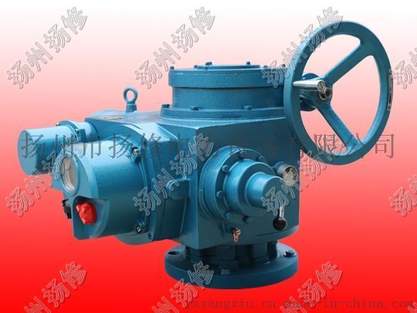 供應揚州揚修DZW500電動執行機構