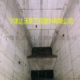 专业煤仓专用高分子聚乙烯衬板 高耐磨不堵料煤仓衬板