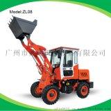广州厂家供应08型柴油轮式装载车,工地专用铲车,矿用自卸铲车