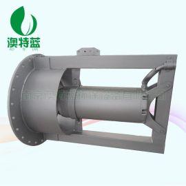 污泥回流泵QJB-W型回流穿墙泵