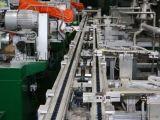 倍速鏈流水線 上下層組裝生城南線 差速鏈輸送機