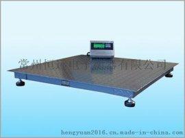 苏州超低台面电子平台秤  PK系列电子平台秤