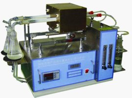 深色石油产品**含量测定仪(管式炉法)