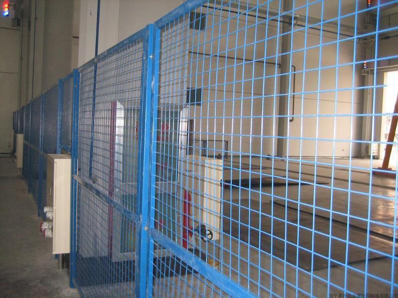 庫房隔斷 倉庫隔離網