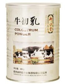 牛初乳粉/罐