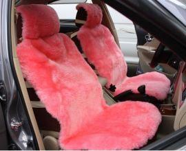 汽车羊毛坐垫