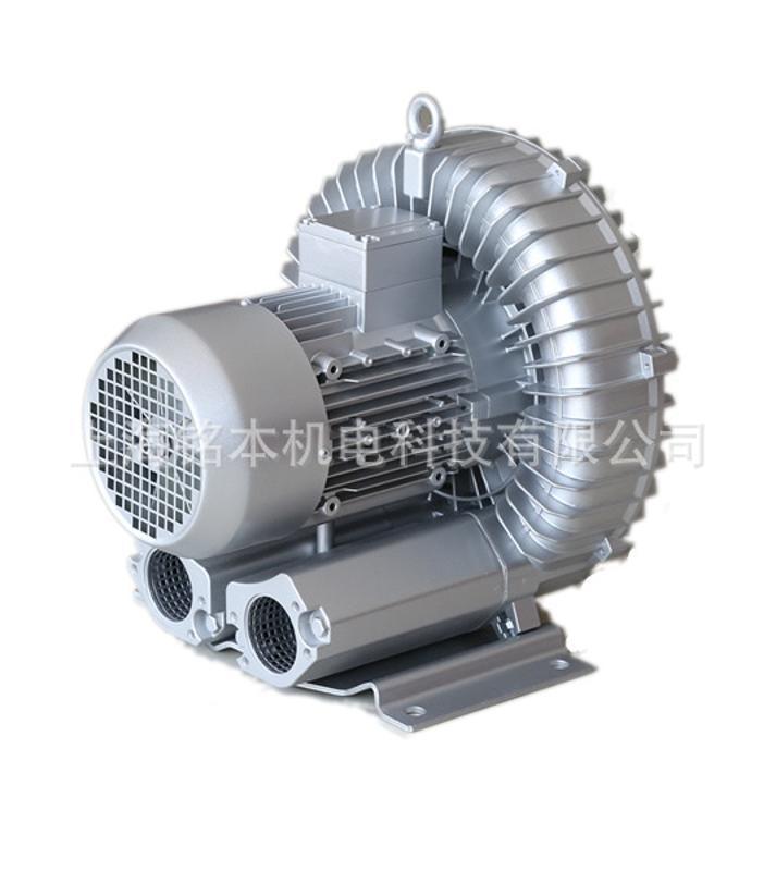 紙箱機械用RB-1515氣環式真空泵11KW鼓風機