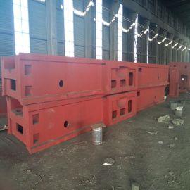 铸铁检验测量平台工作台各种规格尺寸