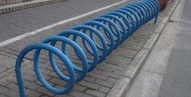 双面停放自行车停车架,单车摆放架