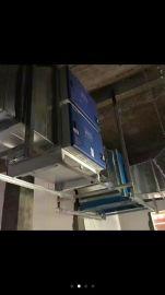 深圳餐饮厨房排烟管道设计,旭恒油烟净化工程安装