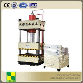 成都正西液压YZ32-200T四柱拉伸液压机