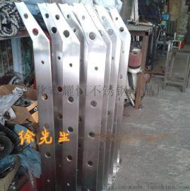 耀恒 供应不锈钢楼梯立柱 栏杆扶手厂家直销