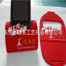 供應防滑手機座 卡通手機座 廣告手機座