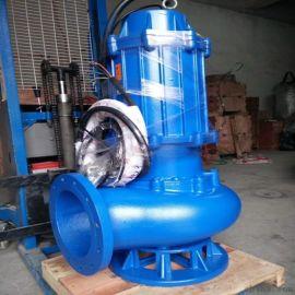 200WQ无堵塞排污泵-立式排污泵