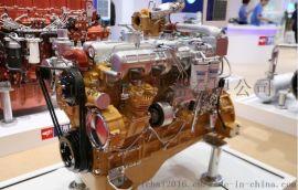 玉柴YC6J125Z-T30国三柴油发动机 带增压