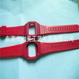 卡通手表带 橡胶手表带 硅胶手表带 品质好