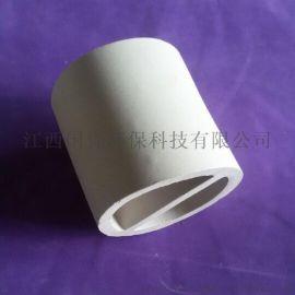 陶瓷一字环填料 工业陶瓷耐高温填料