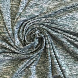 现货供应100D正面磨毛发热保暖涤氨针织布