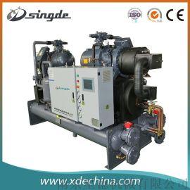 低温工业冷水机,低温工业螺杆式冷水机组
