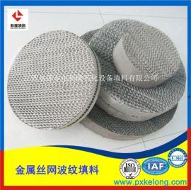 不锈钢丝网波纹填料在精甲醇装置中的应用