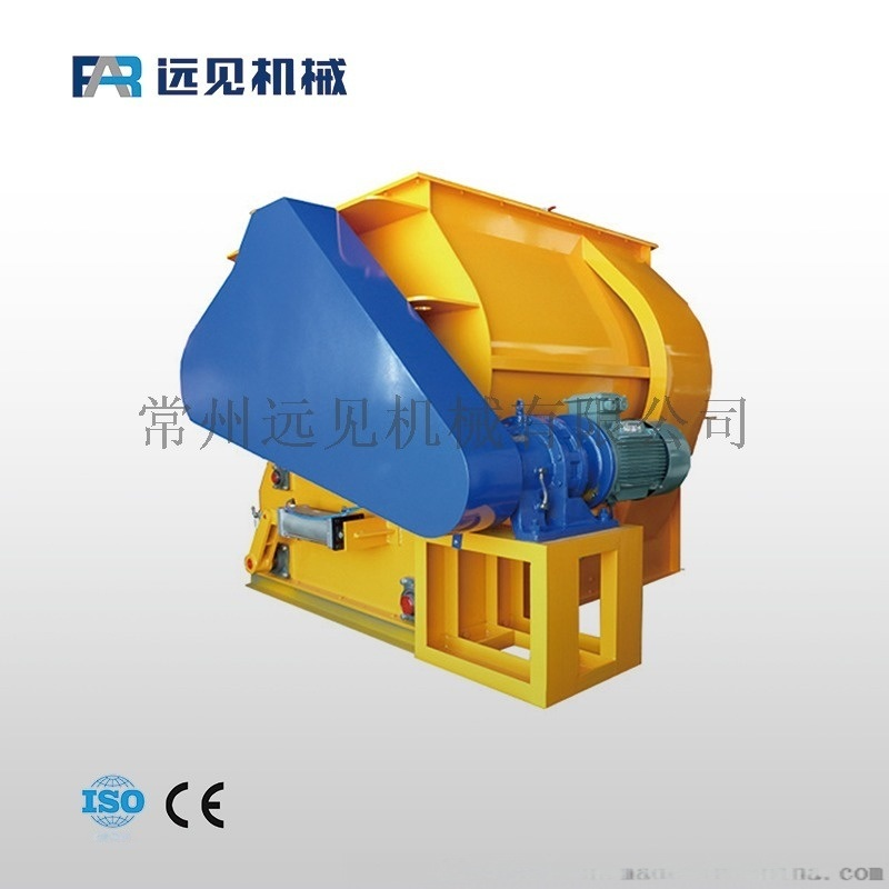 SDHJ系列單軸肥料攪拌機