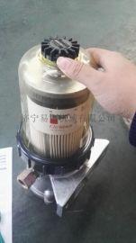 中联履带吊发动机油水分离器 康明斯QSL9