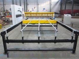 安平恒泰丝网机械厂家私人订制数控煤矿支护网排焊机 高速护栏网片排焊机