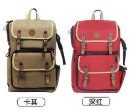 深圳订做双肩单反相机包佳能 双肩摄影单反背包旅行相机包