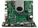 顯示4K分辯率4K高清解碼2個HDMI口4個USB3.0工控主機電腦板