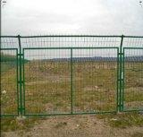 圈光伏發電的圍欄網  浸塑圍欄網