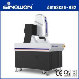 二次元投影仪中旺精密激光扫描全自动影像测量仪