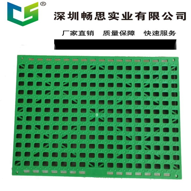 景观雨水回收水沟 耐腐蚀HDPE排水沟 高强度HDPE下水道 缝隙盖板