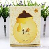 韩国新版防伪 春雨 面膜胶美白保湿人头版黄/白黑卢卡面膜一手货源