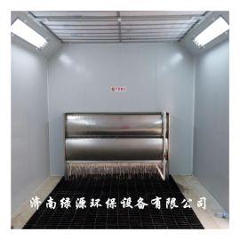 喷漆房 临沂家具喷漆房安装,水帘式家具无尘喷漆烤漆房供应商